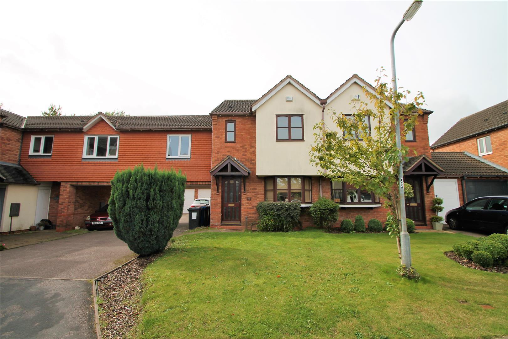 Manor Rise, Lichfield
